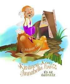 L. Molnár Edit - Kíváncsi-Kósza Annabella Lujza és az özönvíz