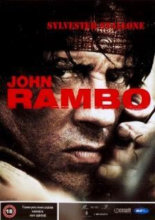 Sylvester Stallone - JOHN RAMBO