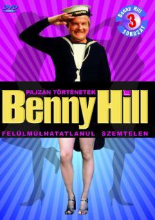 - BENNY HILL SOROZAT 3.