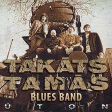 TTBB - Takáts Tamás Blues BandÚton - CD