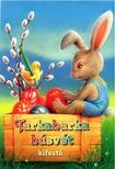 - Tarkabarka húsvét-kifestő