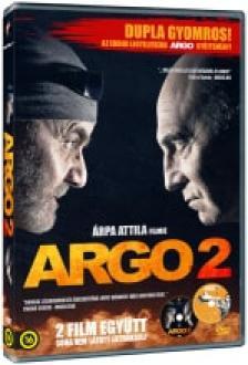 ÁRPA ATTILA - ARGO 1-2 DELUXE DVD