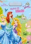- Disney Hercegnők - A4 színező mappa