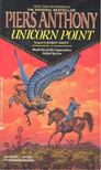Piers Anthony - Unicorn Point [antikvár]