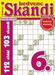 CSOSCH KIADÓ - Kedvenc Skandi Könyv 6. ###<!--span style='font-size:10px;'>(G)</span-->