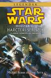 Michael Reaves és Steve Perry - Star Wars: Medstar I. - Harctéri sebészek<!--span style='font-size:10px;'>(G)</span-->