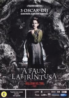 Guillermo del Toro - FAUN LABIRINTUSA