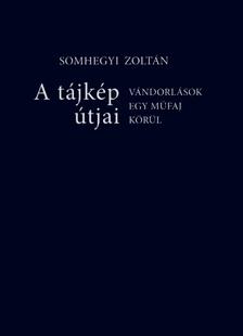 Somhegyi Zoltán - A TÁJKÉP ÚTJAI - VÁNDORLÁSOK EGY MŰFAJ KÖRÜL