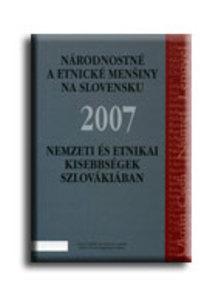 - Nemzeti és etnikai kisebbségek Szlovákiában 2007