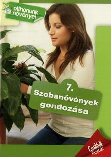 - Szobanövények gondozása