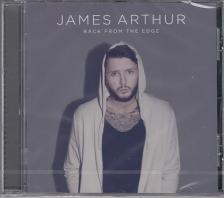 BACK FROM THE EDGE CD JAMES ARTHUR