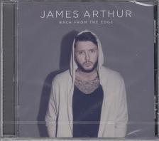 - BACK FROM THE EDGE CD JAMES ARTHUR