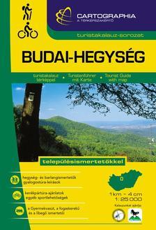 Cartographia - BUDAI-HEGYSÉG KERÉKPÁRTÚRÁKKAL
