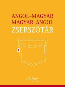 P. Márkus Katalin - ANGOL-MAGYAR MAGYAR-ANGOL ZSEBSZÓTÁR