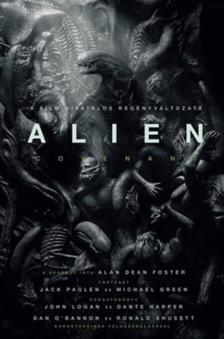 Alan Dean Foster - Alien: Covenant - A film hivatalos regényváltozata