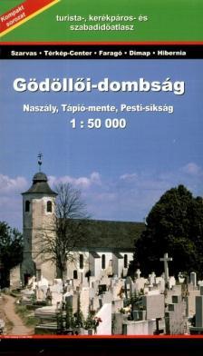 - GÖDÖLLŐI-DOMBSÁG TURISTA-, KERÉKPÁROS- ÉS SZABADIDŐATLASZ