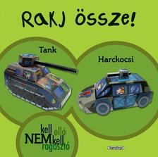 - Rakj össze! Tank és harckocsi