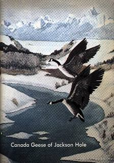 Dimmick, Ralph W. - Canada Geese of Jackson Hole [antikvár]