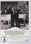 - MY CHRISTMAS DVD ANDREA BOCELLI, DAVID FOSTER