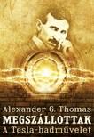 Alexander G. Thomas - Megszállottak [eKönyv: epub,  mobi]