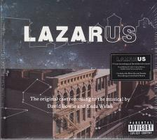 DAVID BOWIE/ENDA WALSH - LAZARUS MUSICAL 2CD DAVID BOWIE