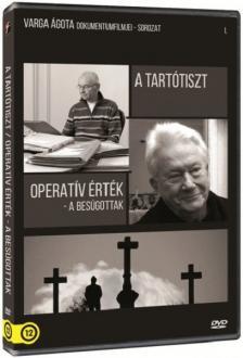 Varga Ágota - A TARTÓTISZT/ OPERATÍV ÉRTÉK DVD