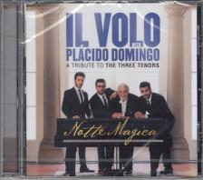 - IL VOLO WITH PLACIDO DOMINGO CD A TRIBUTE TO THE THREE TENORS