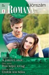 Maggie Cox, Ellen James, Melissa James - Romana különszám 36. kötet (Jószívű skót, A bús képű lovag, Undok kis béka) [eKönyv: epub, mobi]