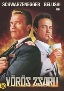 WALTER HILL - Vörös zsaru DVD