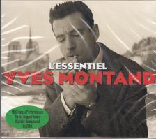 - L'ESSENTEL YVES MONTAND 2CD