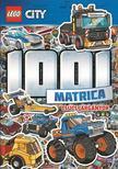 LEGO City 1001 Matrica - Csúcs járgányok<!--span style='font-size:10px;'>(G)</span-->