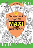 Rasa Dagiené - Maxi parti-színező - Lovagok ###