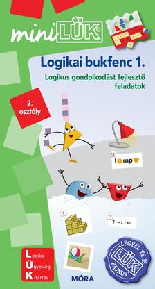 LDI538 - Logikai bukfenc I. - MiniLÜK