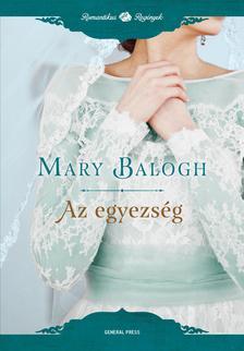 BALOGH MARY - Az egyezség