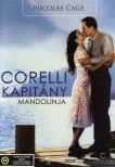 - CORELLI KAPITÁNY MANDOLINJA - DVD - NICOLAS CAGE,PENÉLOPE CRUZ.