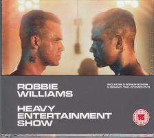 THE HEAVY ENTERTAINMENT SHOW CD ROBBIE WILLIAMS INCLUDES 5 BONUS SONGS
