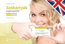 Fabók Ágnes - Szókártyák angol nyelvből A1/A2 szinten - Kezdőknek