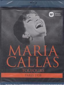 BELLINI, VERDI, ROSSINI, PUCCINI - TOUJOURS - PARIS 1958 BLU-RAY MARIA CALLAS