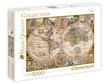 - Clementoni Puzzle 3000 Régi térkép