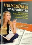 Minya Károly - Helyesírási tudáspróbatár