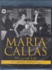 SPONTINI, VERDI, ROSSINI, BELLINI, MASSENET - IN CONCRT - HAMBURG 1959 & 1962 BLU-RAY MARIA CALLAS