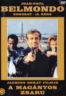 - Belmondo - A magányos zsaru - DVD -