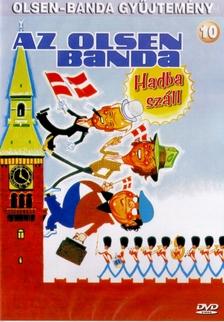- OLSEN BANDA HADBA SZÁLL 10.  DVD