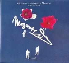 MOZART - MUSIC FOR HORN CD VAN DER ZWART, BRÜGGEN, ORCHESTRA OF THE 18TH CENTURY