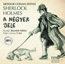 Arthur Conan Doyle - A négyek jele - Hangoskönyv