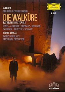 Wagner - DIE WALKÜRE 2DVD ZAGROSEK