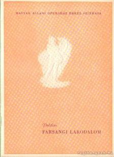BALASSA IMRE - Poldini: Farsangi lakodalom [antikvár]