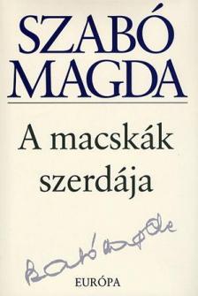 SZABÓ MAGDA - A macskák szerdája