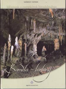 Székely Kinga - Baradla-barlang - Időutazás a cseppkövek birodalmában