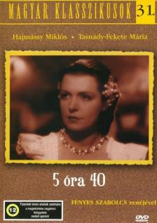 Tóth Endre - 5 ÓRA 40 - MAGYAR KLASSZIKUSOK 31.